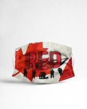 Remembrance Day - 3 Cloth face mask aos-face-mask-lifestyle-22