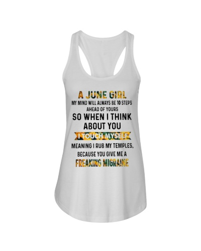 LIMITED EDITION - A JUNE GIRL