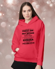 CRAZY BOYFRIEND-ENOUGH-12 Hooded Sweatshirt lifestyle-holiday-hoodie-front-1