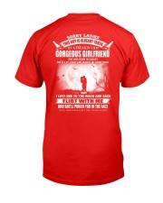 GIRLFRIEND Classic T-Shirt back