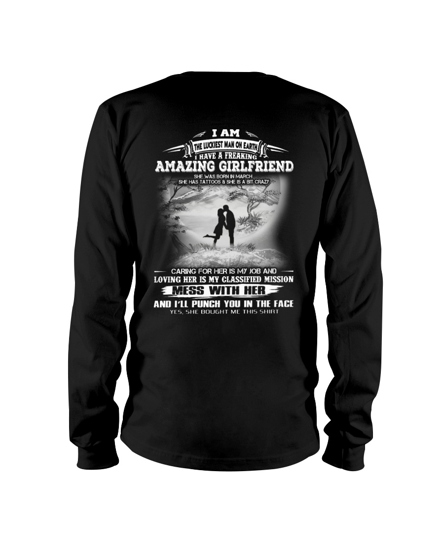 LIMITED EDITION - AMAZING GIRLFRIEND 3 - HTL Long Sleeve Tee