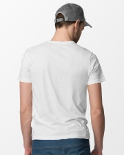 DON'T FUCK WITH MY FREEDOM - FULY Classic T-Shirt lifestyle-mens-crewneck-back-6