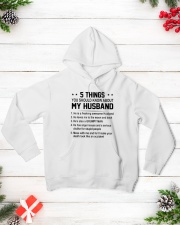 5 THING - DTS Hooded Sweatshirt lifestyle-holiday-hoodie-front-3