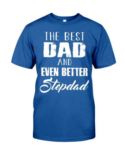 THE BEST DAD-EVEN BETTER STEP DAD-HTV
