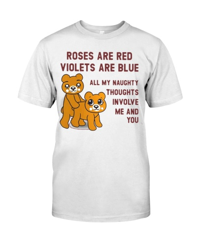 ROSE ARE RED