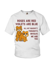 ROSE ARE RED Youth T-Shirt thumbnail