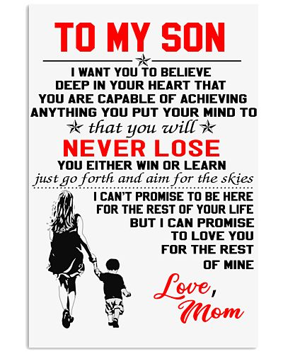 TO MY SON - QV
