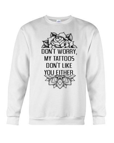 DON'T WORRY - DTS