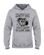 TO LOVE HIM PTT Hooded Sweatshirt front