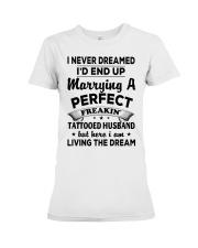 Limited version - Perfect husband Premium Fit Ladies Tee thumbnail