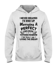 Limited version - Perfect husband Hooded Sweatshirt front