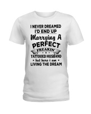 Limited version - Perfect husband Ladies T-Shirt thumbnail