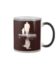 I  BECOME PAPA AND GRANPA - VETERAN Color Changing Mug thumbnail