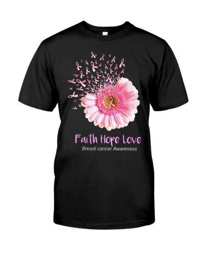 FAITH HOPE LOVE -BREAST CANCER AWARENESS