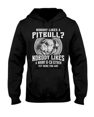 NOBODY LIKES PITBULL