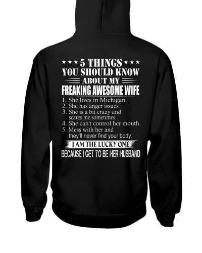 5 THINGS ABOUT WIFE