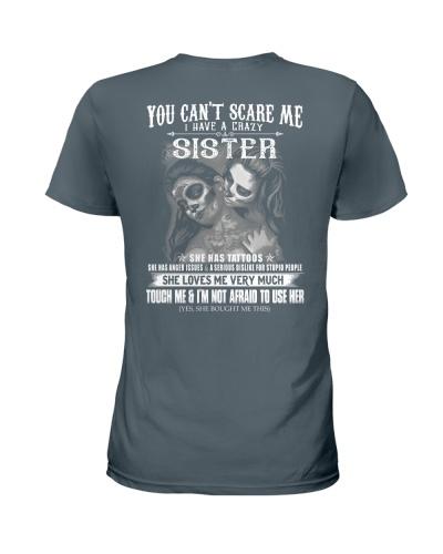 SISTER HAS TATTOO