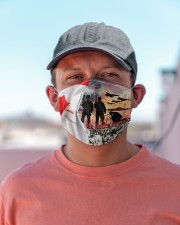 Remembrance Day - 1 Cloth face mask aos-face-mask-lifestyle-06