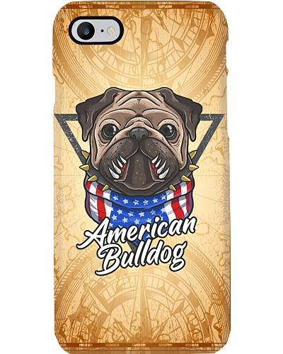 BOOM - PHONE AMERICAN BULLDOG