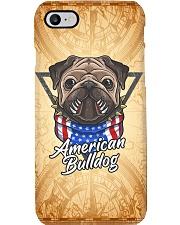 BOOM - PHONE AMERICAN BULLDOG Phone Case i-phone-8-case
