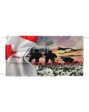 Remembrance Day - 1 NIA94 Cloth face mask front