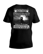 LIMITED EDITION - GORGEOUS GIRLFRIEND - HTL V-Neck T-Shirt thumbnail