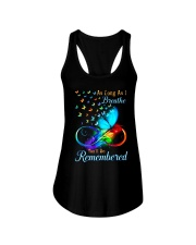 As Long As I Breathe You'll Be Remembered Ladies Flowy Tank thumbnail