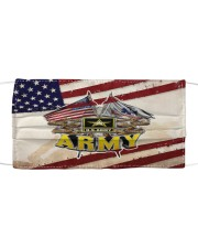 BOOM - US ARMY Cloth face mask front
