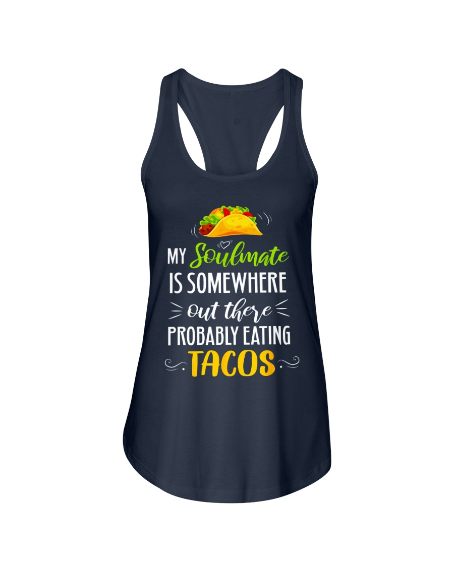TACOS Ladies Flowy Tank