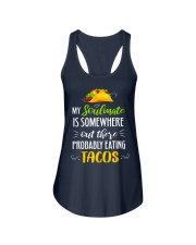 TACOS Ladies Flowy Tank front