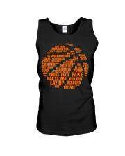 Basketball Life Version Unisex Tank thumbnail