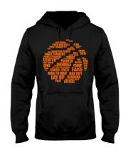 Basketball Life Version Hooded Sweatshirt thumbnail