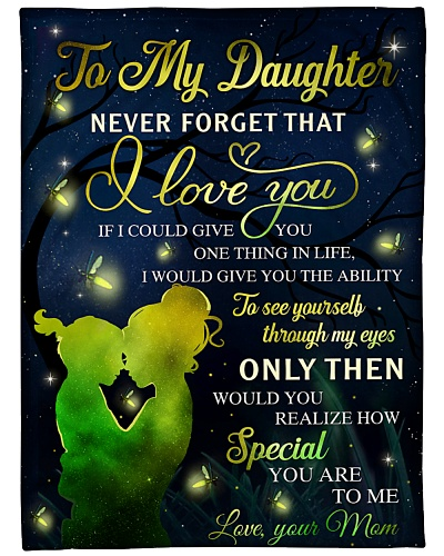 BLANKET - TO MY DAUGHTER - 2 - DTA