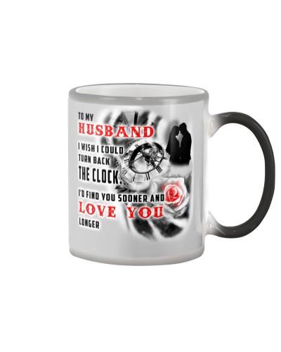 LOVE MY HUSBAND MUG