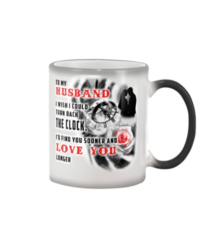 LOVE MY HUSBAND MUG