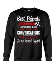 BEST FRIENDS  - LIMITED Crewneck Sweatshirt thumbnail