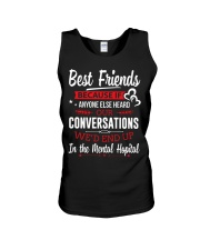 BEST FRIENDS  - LIMITED Unisex Tank thumbnail
