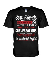 BEST FRIENDS  - LIMITED V-Neck T-Shirt thumbnail