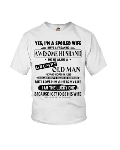 Version- Spoiled wife and Awesome Husband 6