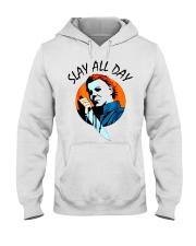 SLAY ALL DAY Hooded Sweatshirt thumbnail