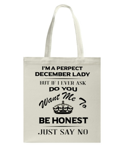 LIMITED EDITION - A PERFECT DECEMBER LADY