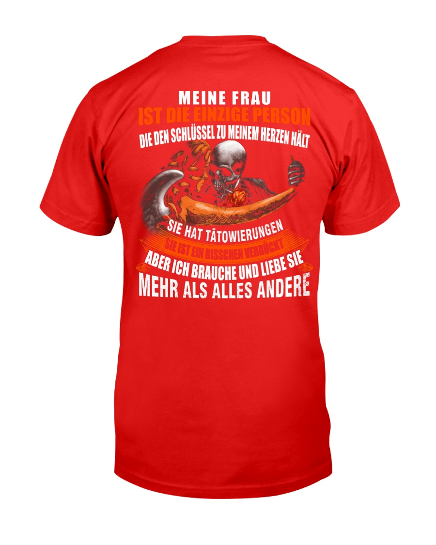 MEINE FRAU - DTS Classic T-Shirt