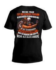 MEINE FRAU - DTS V-Neck T-Shirt thumbnail