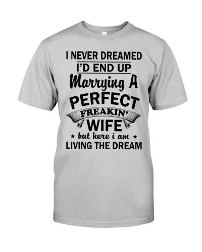 PERFECT FREAKIN WIFE
