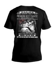 SEXY FIANCEE V-Neck T-Shirt thumbnail