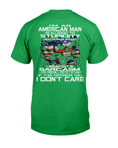 AMERICAN MAN - 8