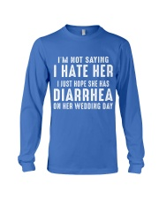 I HATE HER- FULY Long Sleeve Tee thumbnail