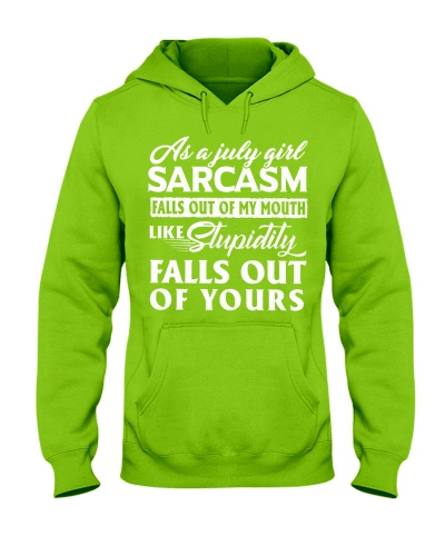 LIMITED EDITION - SARCASM FALLS OUT