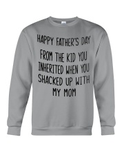 HAPPY  FATHER DAY Crewneck Sweatshirt thumbnail