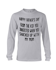 HAPPY  FATHER DAY Long Sleeve Tee thumbnail